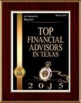 Top Financial Advisors in Texas 2015